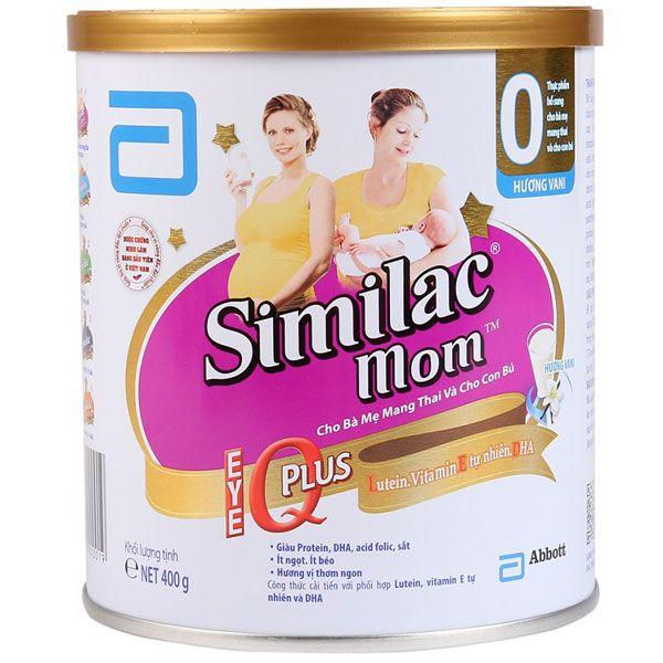 Sữa bầu Similac Mom ( Abbott Hoa Kỳ)