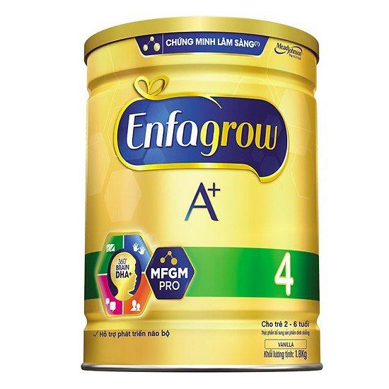 Sữa bột Enfagrow A+ 4