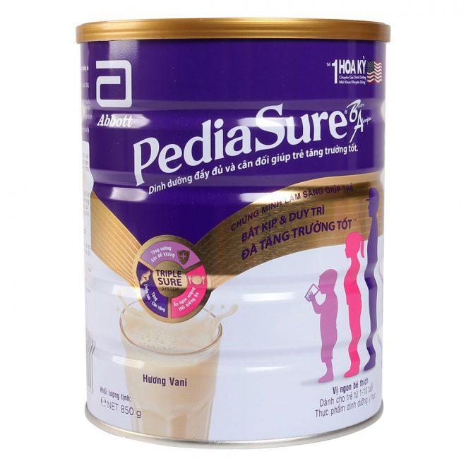 Sữa bột PediaSure