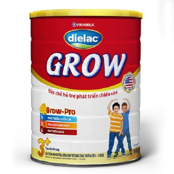 Sữa Dielac Grow 3+