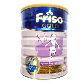 Sữa Friso Gold Pedia 5