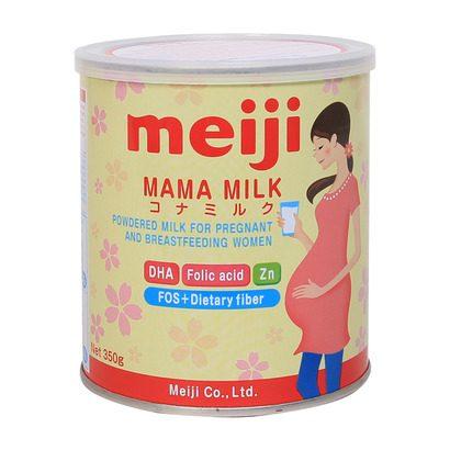 Sữa Meiji bầu