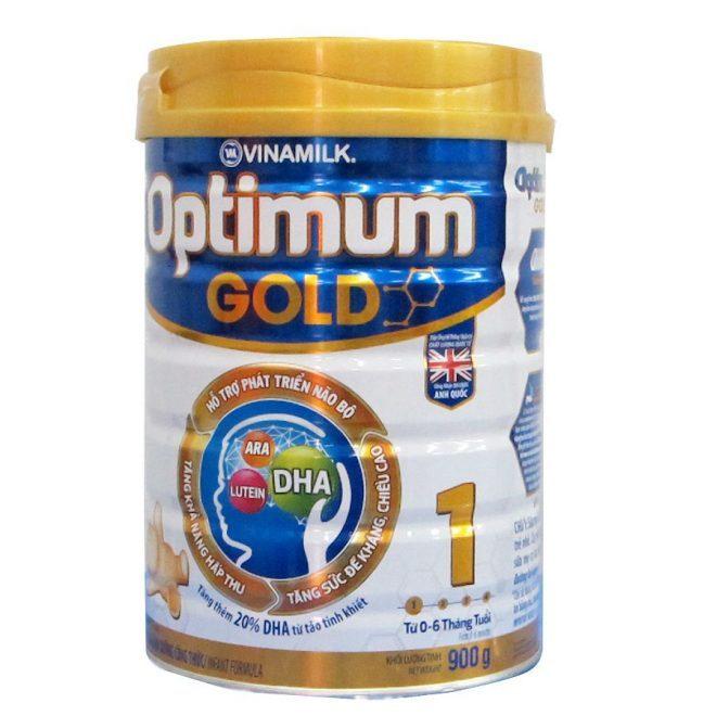 Sữa Optimum Gold