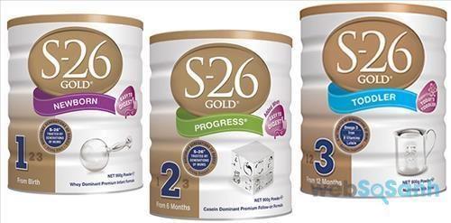 Sữa S-26