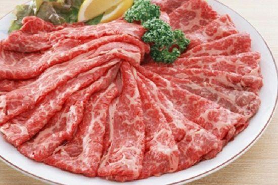 Thịt bò rất tốt trong việc tăng cường sản xuất máu