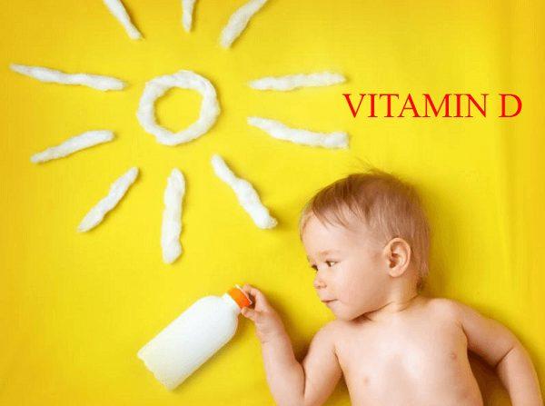 Bổ sung vitamin D cho trẻ sơ sinh như thế nào