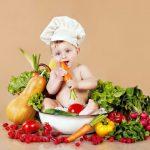 Bổ sung một số vitamin giúp bé ăn ngon miệng