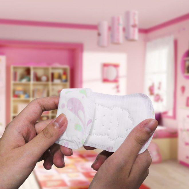 băng vệ sinh hàng ngày dễ chịu cho những ngày cuối