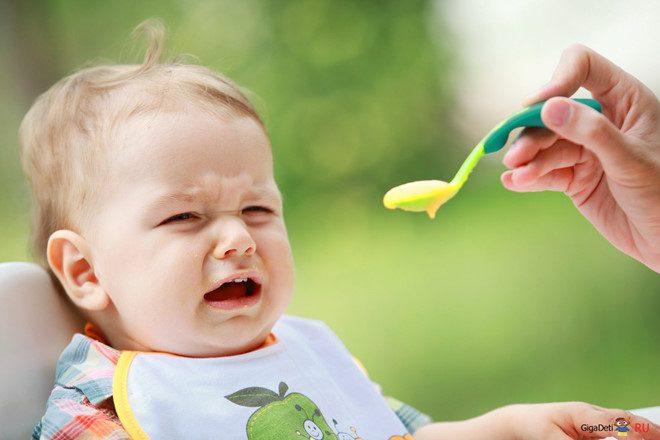 Hậu quả của việc bé chán ăn kéo dài