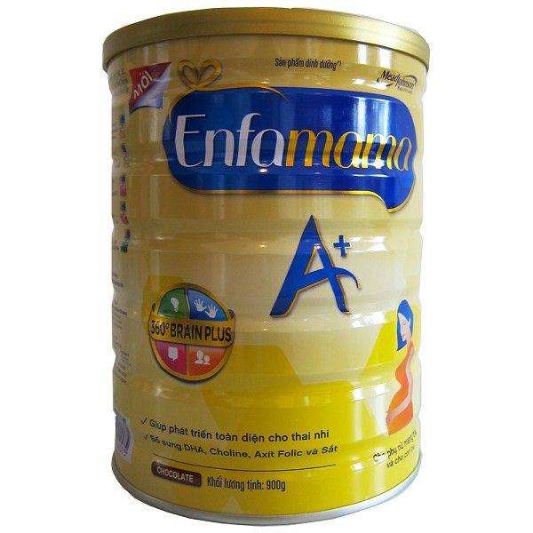 Sữa bầu Enfamama