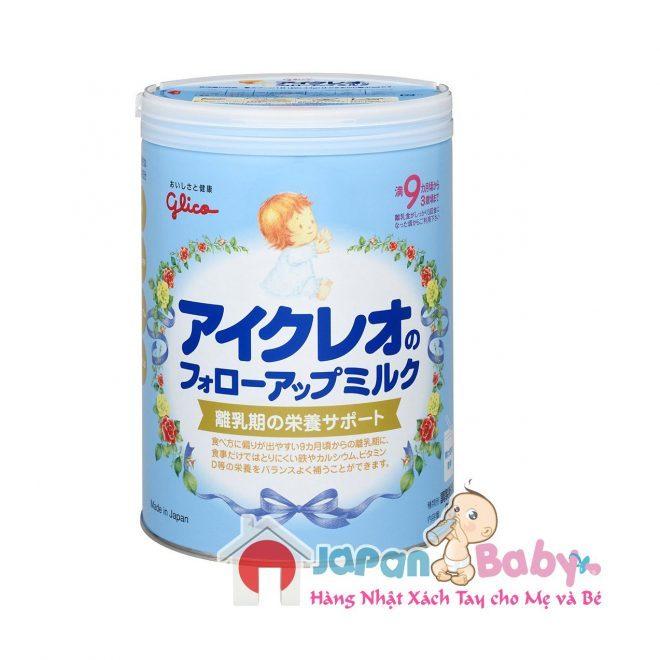 Sữa Glico nhập khẩu từ Nhật