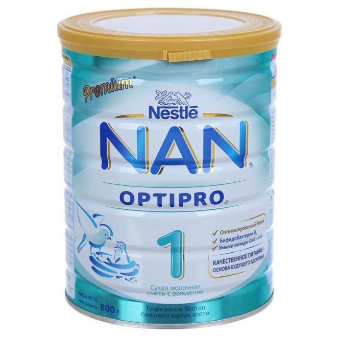 Sữa Nan của Netsle Nga