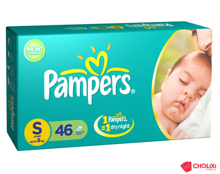 Tã pampers
