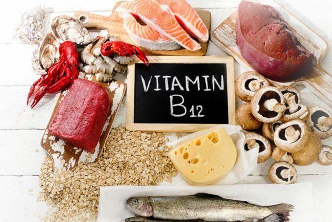 Thực phẩm giàu chất Vitamin B12