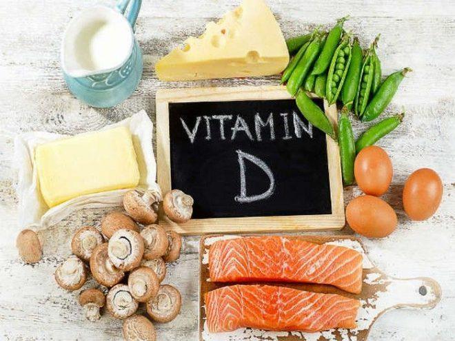 Thực phẩm giàu chất vitamin D