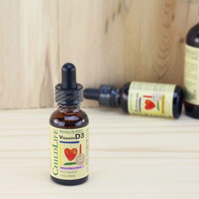 Vitamin D3 dạng giọt ChildLife