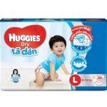 Kinh nghiệm chọn tã bỉm Huggies các size, nơi mua chính hãng tiết kiệm 30%
