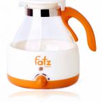 Máy hâm nước pha sữa Fatzbaby 800ml tiện lợi cho mẹ và bé