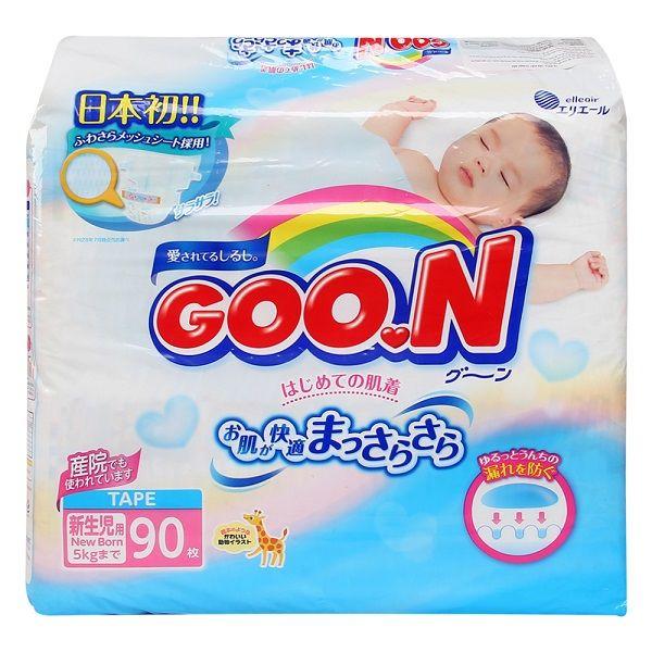 Miếng lót sơ sinh Goon