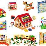 Cách chọn đồ chơi phù hợp với lứa tuổi của trẻ từ 0-6 tuổi