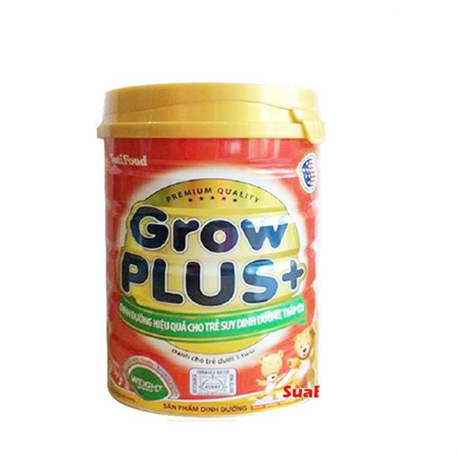 Sữa Grow Plus Của Nutifood