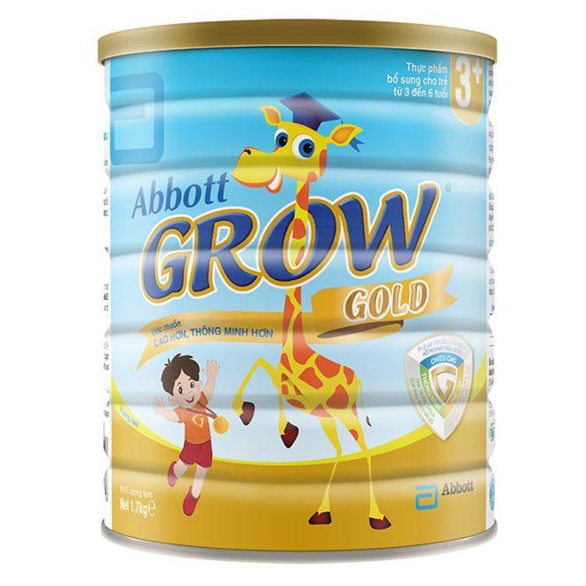 Sữa Bột Grow Gold Của Abbott