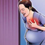 Căng tức ngực khi mang thai