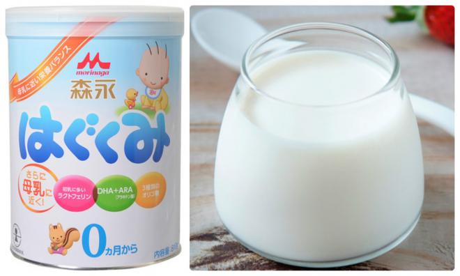 Sữa chua trắng từ sữa bột