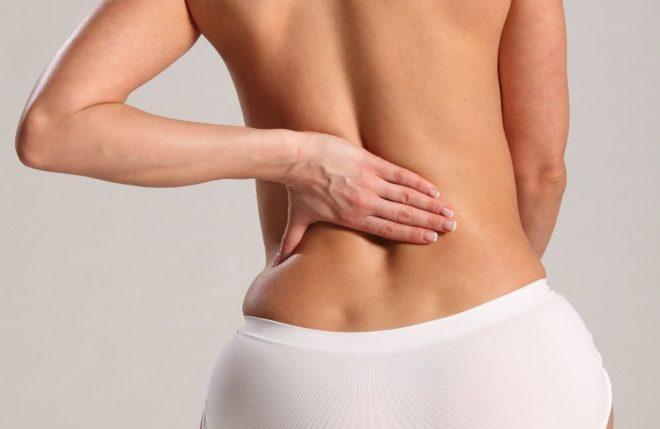 Đau lưng khi có thai thường bị bỏ qua vì giống đau lưng khi tới kỳ kinh