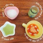 Học mẹ Nhật nấu thực đơn ăn dặm cho bé đủ dinh dưỡng