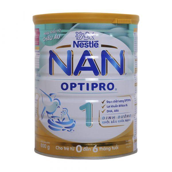 Sữa Nan Nga số 1