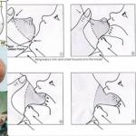 Hướng dẫn mẹ cho bé bú đúng cách và một số lưu ý khi cho con bú