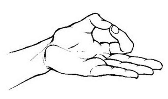Cách thủ ấn Chin Mudra