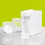 Review: Máy pha sữa thông minh Tiny Baby Formula có tốt không và cách vệ sinh máy pha sữa