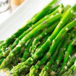 Măng tây: hoàng đế của các loại rau trong thực đơn ăn dặm của bé