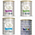 Review sữa S26 của Úc. Địa chỉ mua sữa S26 giá rẻ, chính hãng