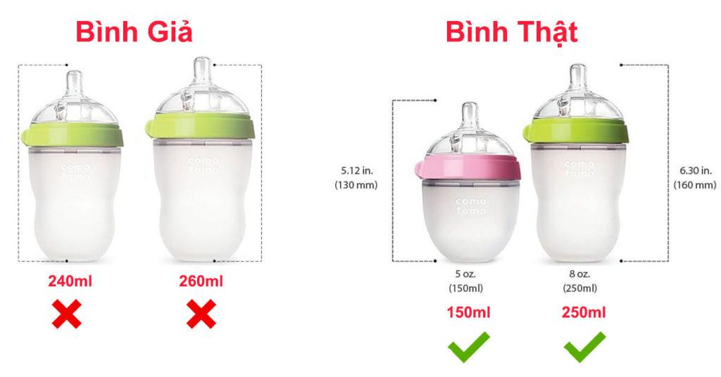 Review Bình sữa Comotomo: Bình sữa Comotomo có tốt không? Địa chỉ mua bình sữa chính hãng, giá rẻ