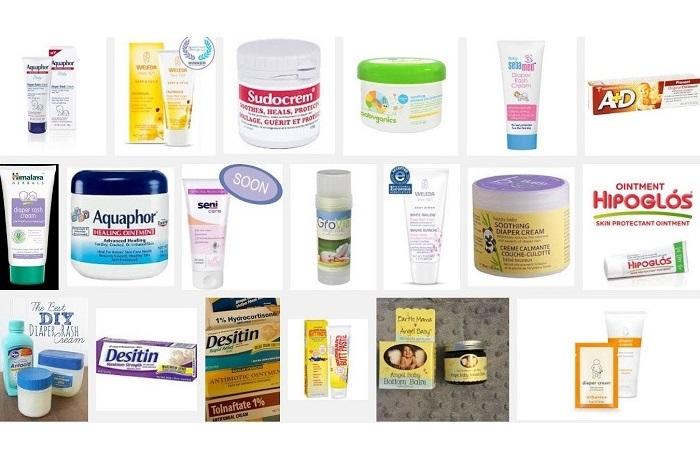 Top 5 kem trị hăm cho bé hiệu quả nhất được các bà mẹ bỉm sữa tin dùng