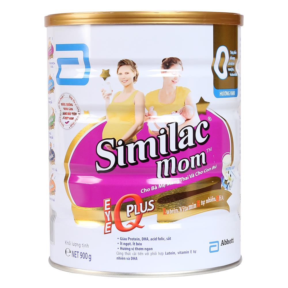 Sữa bầu Similac của Mỹ