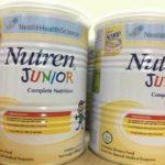 Sữa Nutren junior có giúp trẻ nhỏ tăng cân, phát triển chiều cao tốt không?