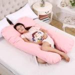 Gối ôm cao cấp cho bà bầu thoải mái khi ngủ