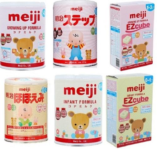 Sữa Meiji được đánh giá là rất tốt cho bé sơ sinh cũng như trẻ em hiện nay