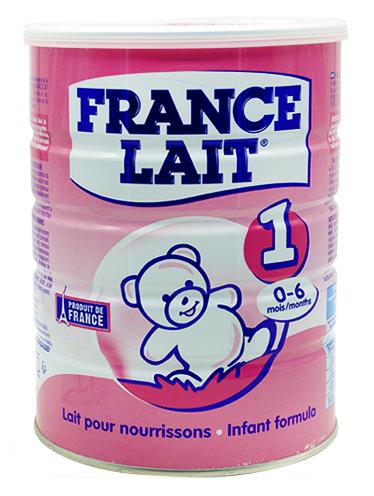 sua france lait 1 900g