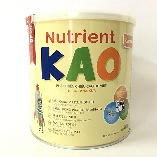sua nutrient kao