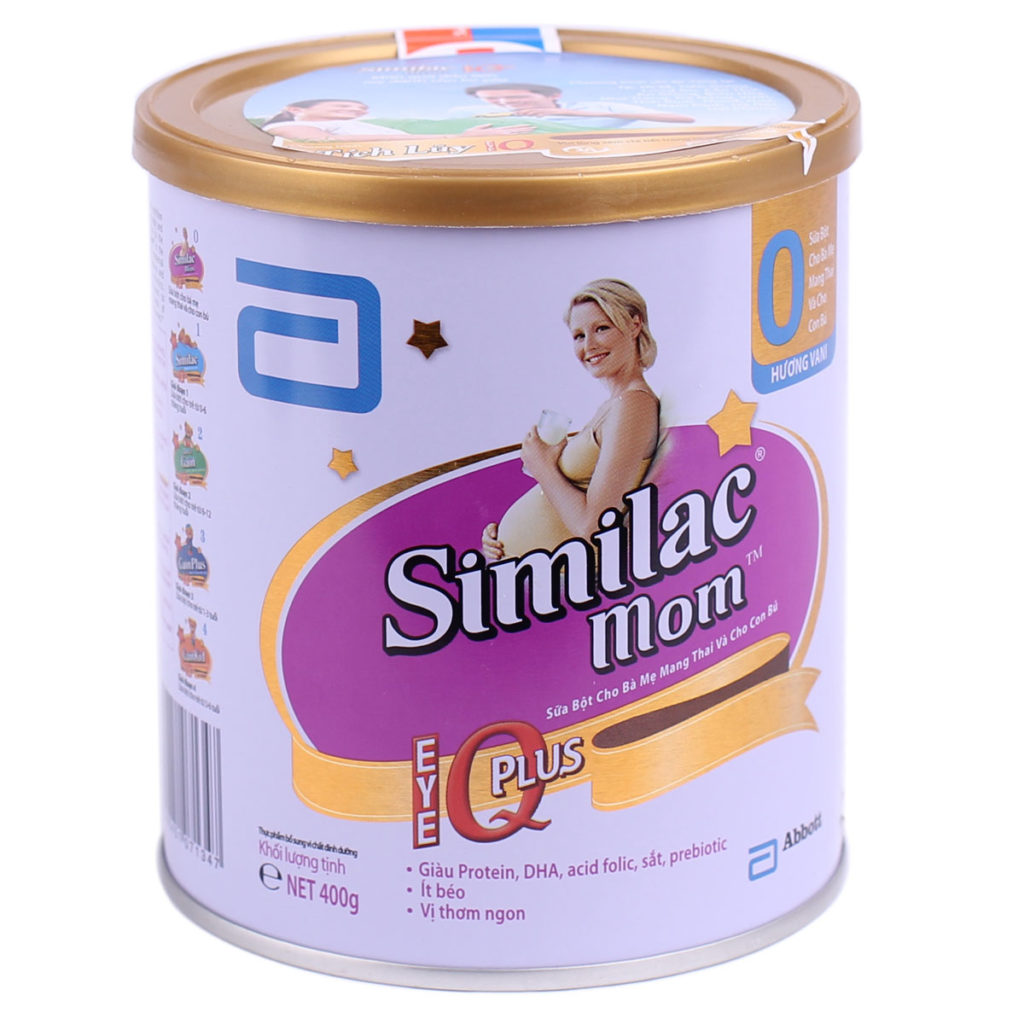 Sữa Similac Mom IQ dành cho mẹ