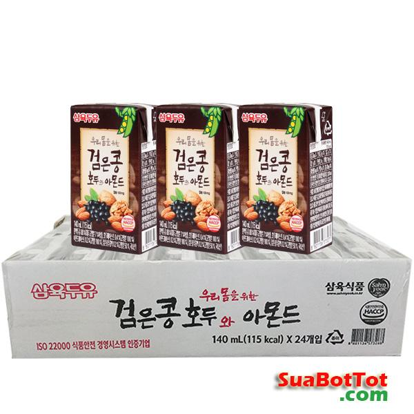 Sữa Óc chó Hàn Quốctốt cho mẹ bà bé