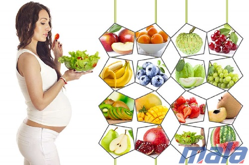 Các loại trái cây tốt nhất cho mẹ bầu