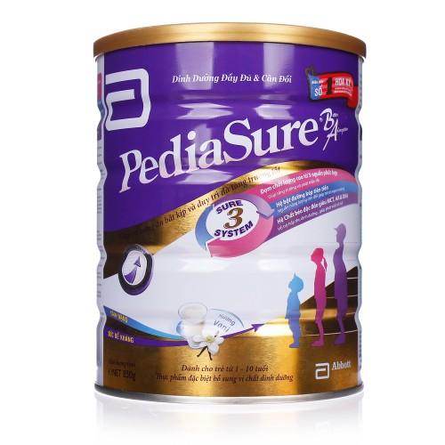 Sữa bột PediaSure BA (850gr) 500x500