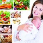 Nên ăn gì để sữa mẹ đặc và mát hơn cho mẹ sau sinh?