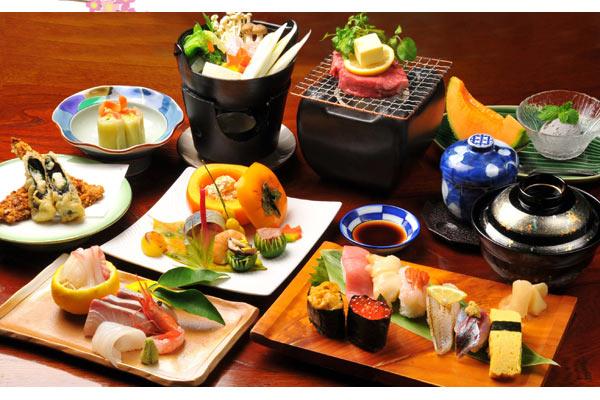 Bữa cơm cân bằng âm dương của người Nhật